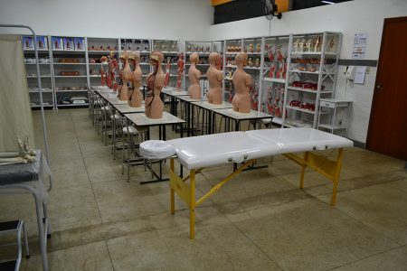 Laboratorio de Enfermagem - Estrutura Faculdade AsaAsa-12